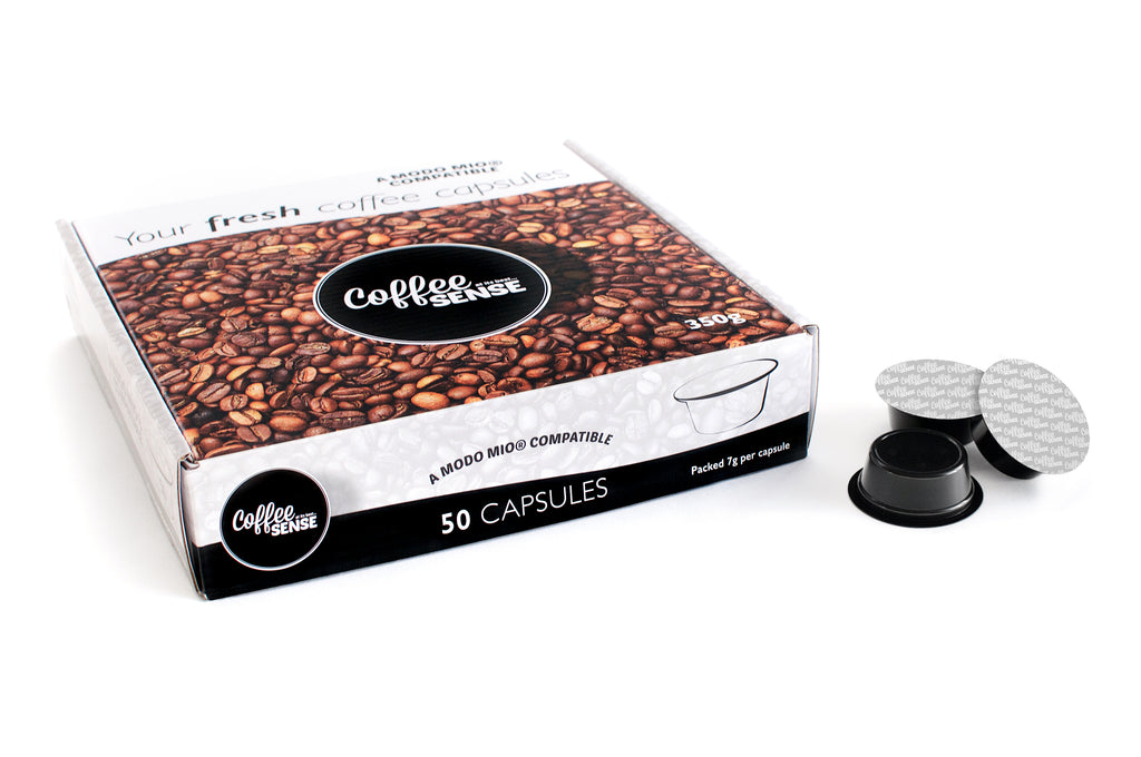Guatemalan Compatible Lavazza A Modo Mio Compatible Box of 50 Pods