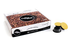 Somerset Roast Lavazza A Modo Mio Compatible Coffee Pods Box of 50