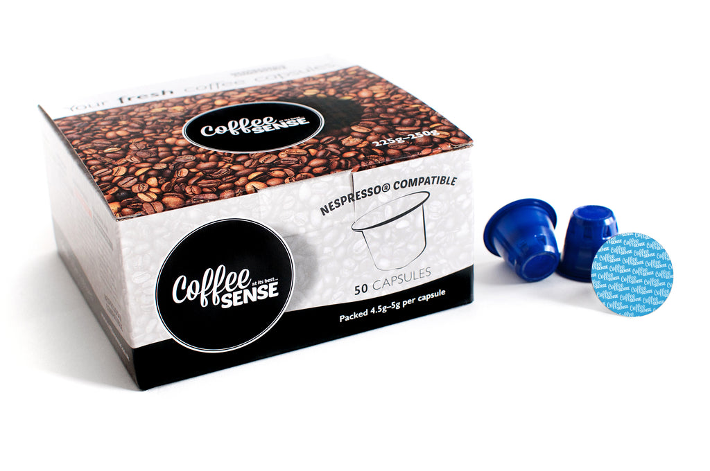Kenyan Blue Nespresso Compatible Coffee Pods