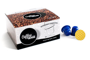 Somerset Roast Nespresso Compatible Box of 50 Coffee Pods