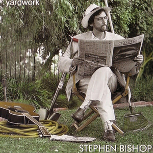 Stephen Bishop - Yardwork Signed CD