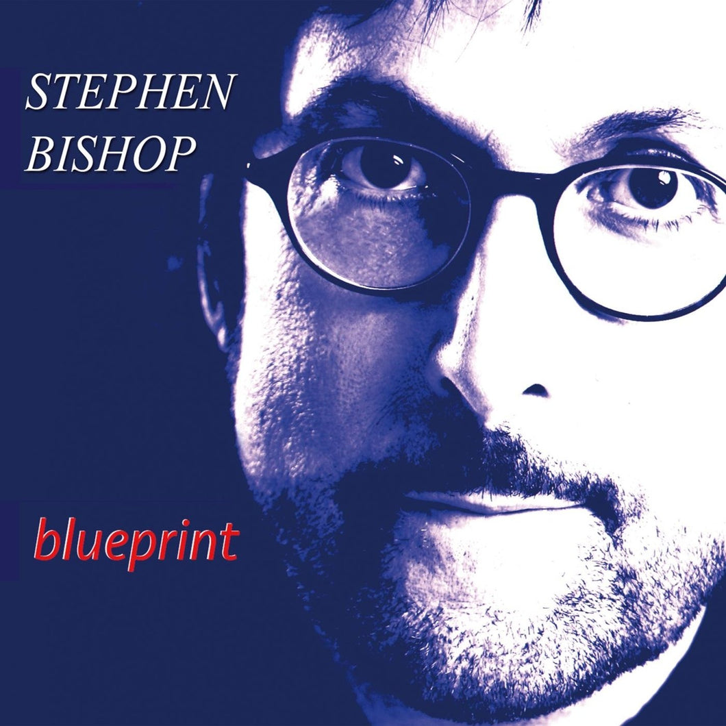 Stephen Bishop - Blueprint Signed CD