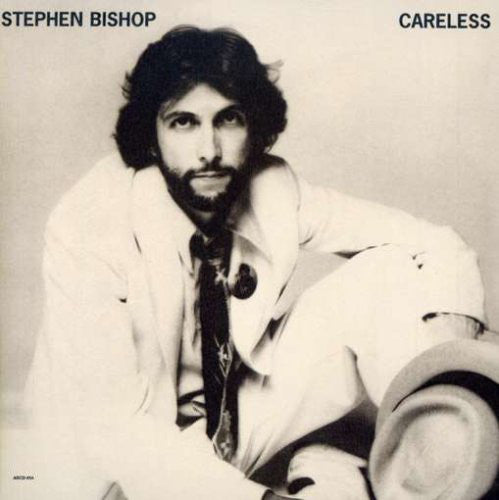 Stephen Bishop: Signed Careless LP
