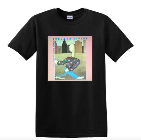 Sleeping With Girls Album Cover - T-Shirt