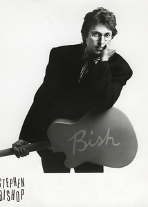Stephen Bishop - Signed Photograph