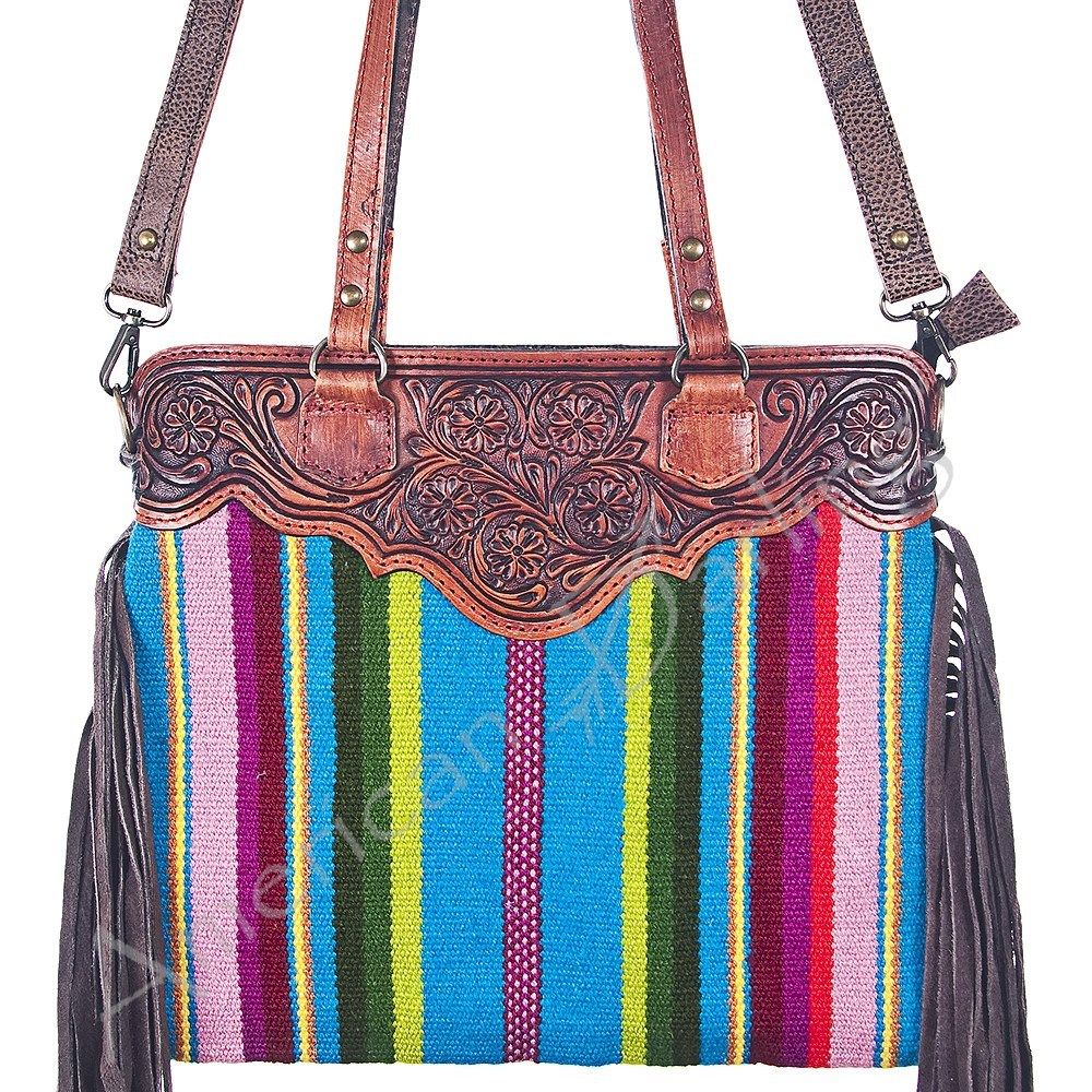 American Darling - Saddle Bag - Serape 2