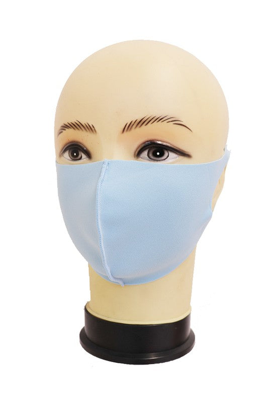 Solid Polyester Mask