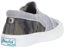 Load image into Gallery viewer, Blowfish Sneaker MADDOX - Grey Snakeskin, Camo and Leopard