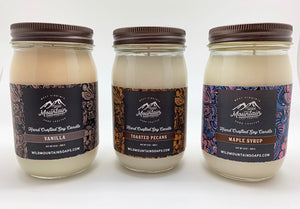 Soy Candle - Wild Mountain