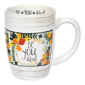 BeYOUtiful Coffee Mug