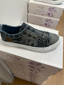 Blowfish Sneaker PLAY - Grey Camo