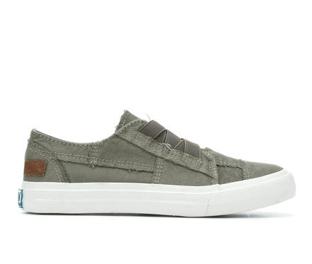 Blowfish Sneaker MARLEY - Olive Steele Grey Washed