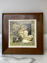 Load image into Gallery viewer, Handmade Black Walnut Trivet - Our Daily Bread