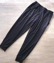 Load image into Gallery viewer, Charlie's Project - Bamboo Joggers - Black