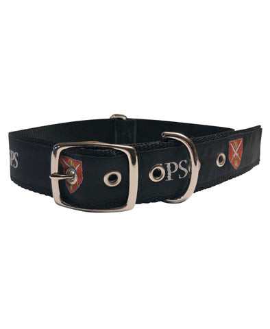 Leather Man Dog Collar