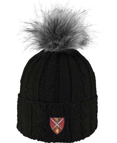 Logofit Knit Alps Cuff Hat