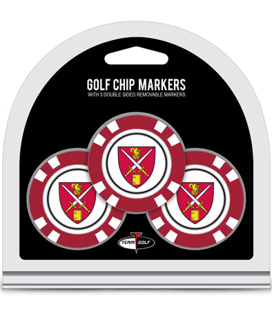 TeamGolf 3 Pack Golf Chip