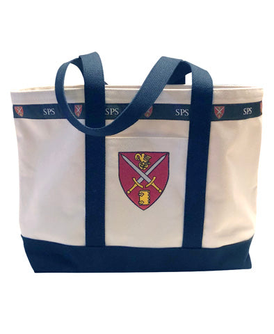 Leather Man Canvas Totes