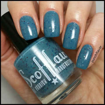 Even Cowgirls get the Blues — Scofflaw Nail Varnish