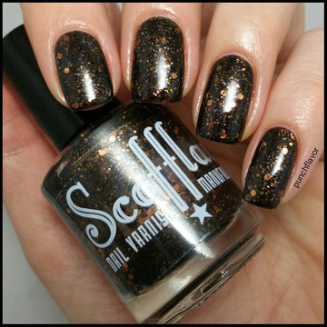 Dread Pirate Roberts — Scofflaw Nail Varnish