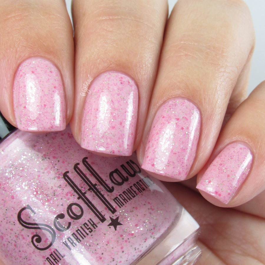 Strawberry DebauCherry - Scofflaw Nail Varnish