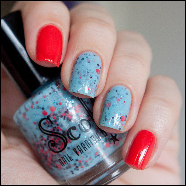 Paranoid Android — Scofflaw Nail Varnish