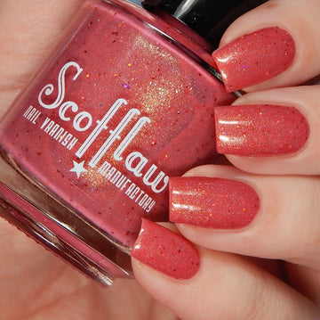 Scofflaw Indie Nail Varnish - Berried Treasure