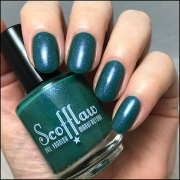 Nessie Hunting - Scofflaw Nail Varnish
