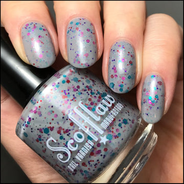 Moonage Daydream - Scofflaw Nail Varnish