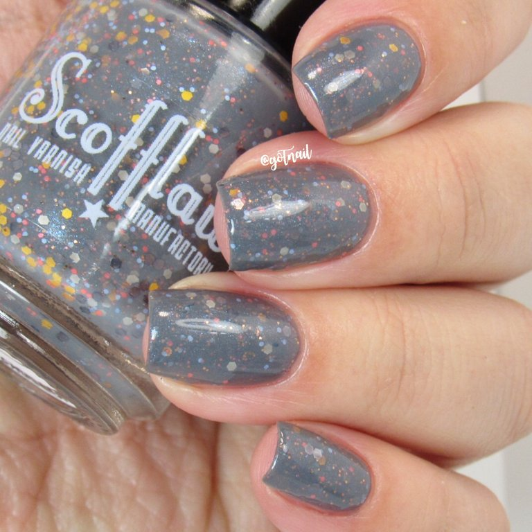 Alien Mushrooms - Scofflaw Nail Varnish