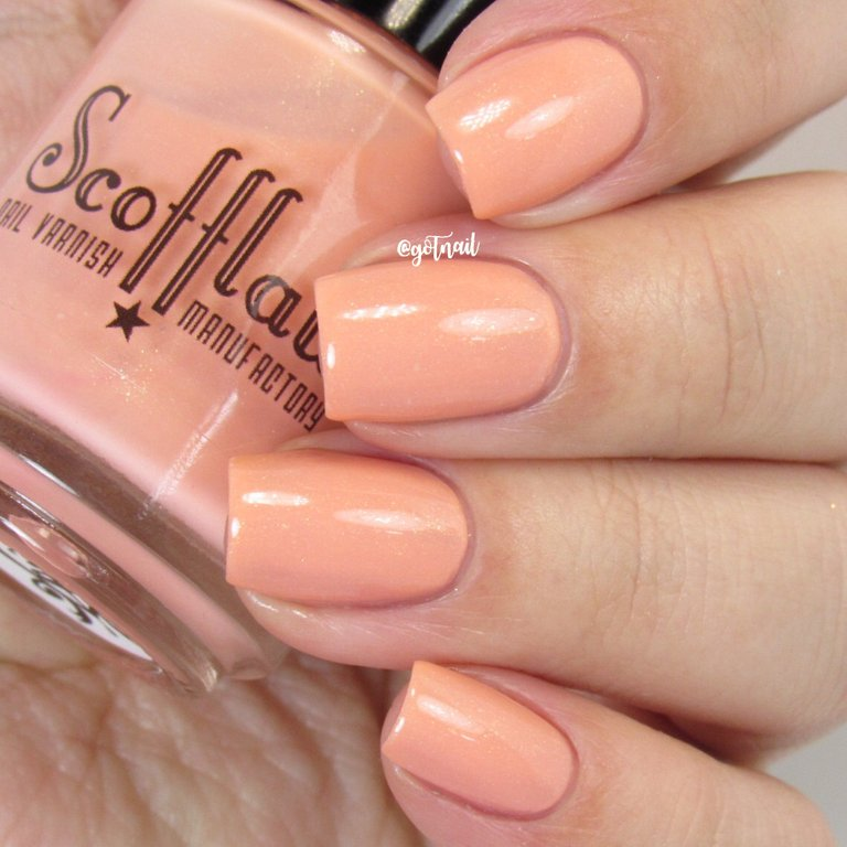 What Would Buffy Do? - Scofflaw Nail Varnish