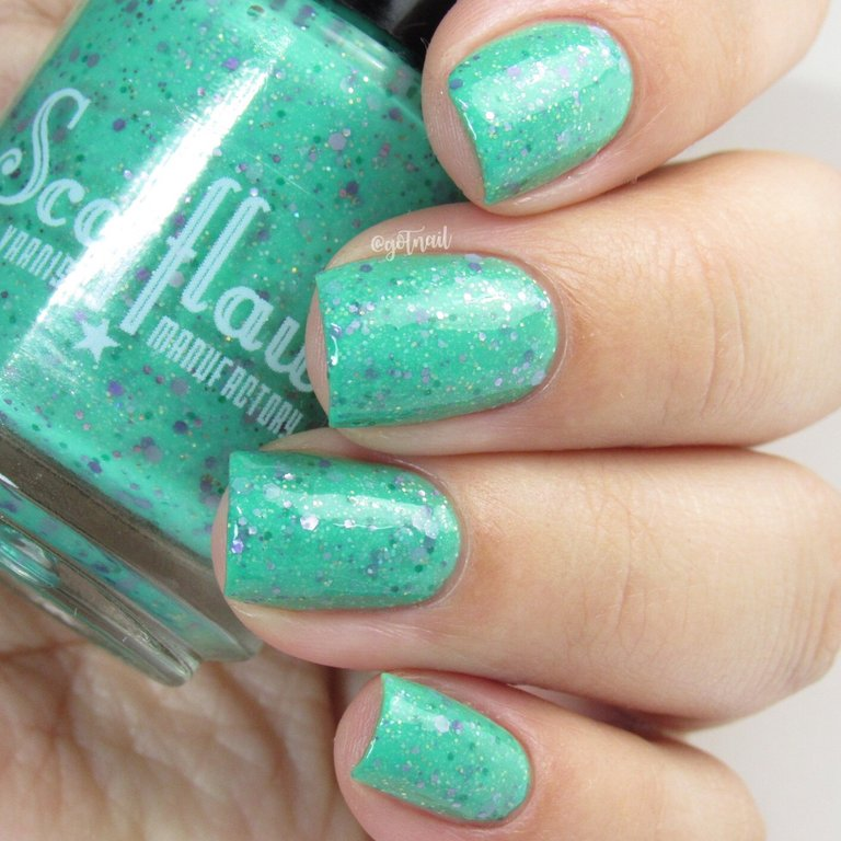 Deep Sea Diver - Scofflaw Nail Varnish