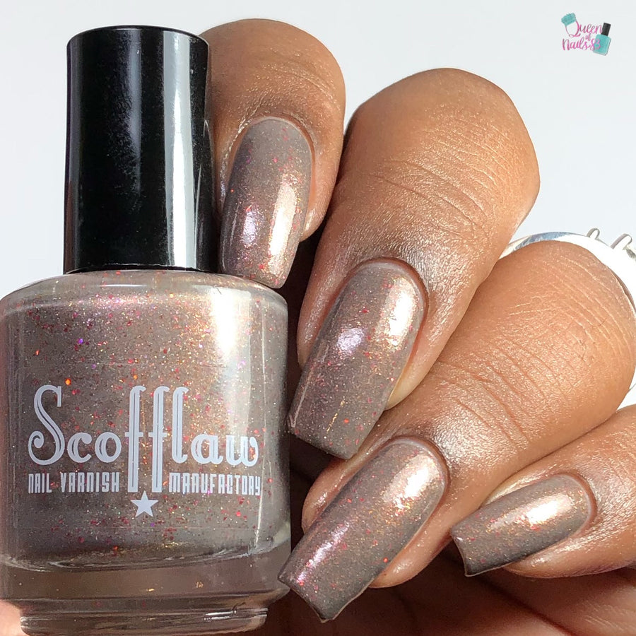 Zero Fox Given - Scofflaw Indie Nail Varnish