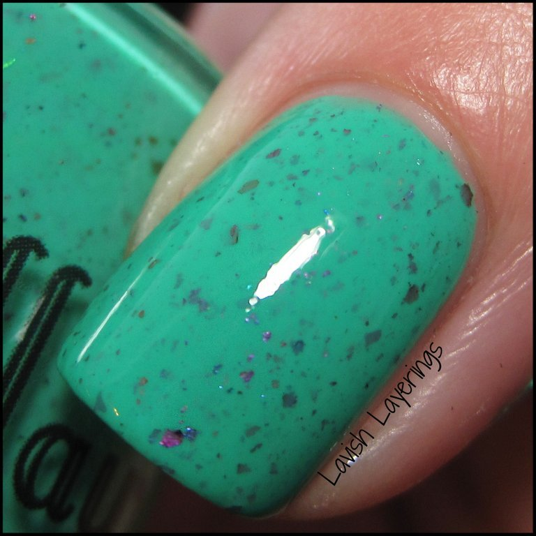 Radioactive Mermaid - Scofflaw Nail Varnish