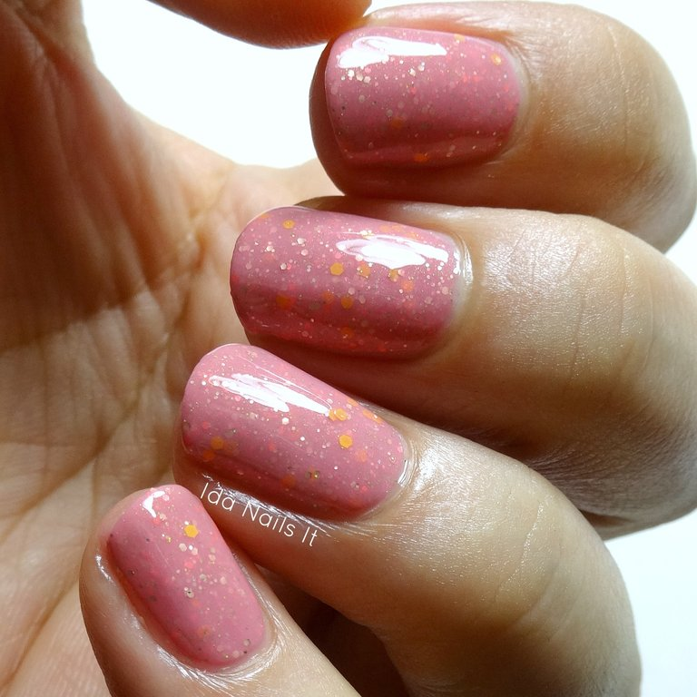 Flamingo Fizz - Scofflaw Nail Varnish