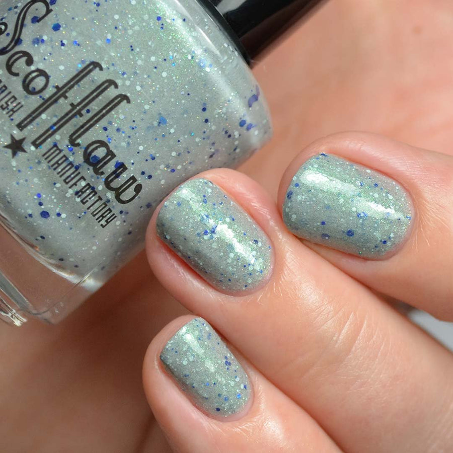 Hard Heart and a Spiny Corset - Scofflaw Nail Varnish