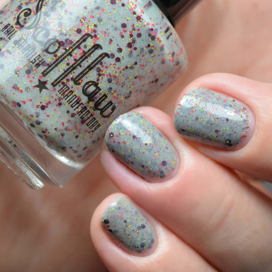 Linoleum Pattern No.1978 - Scofflaw Indie Nail Varnish