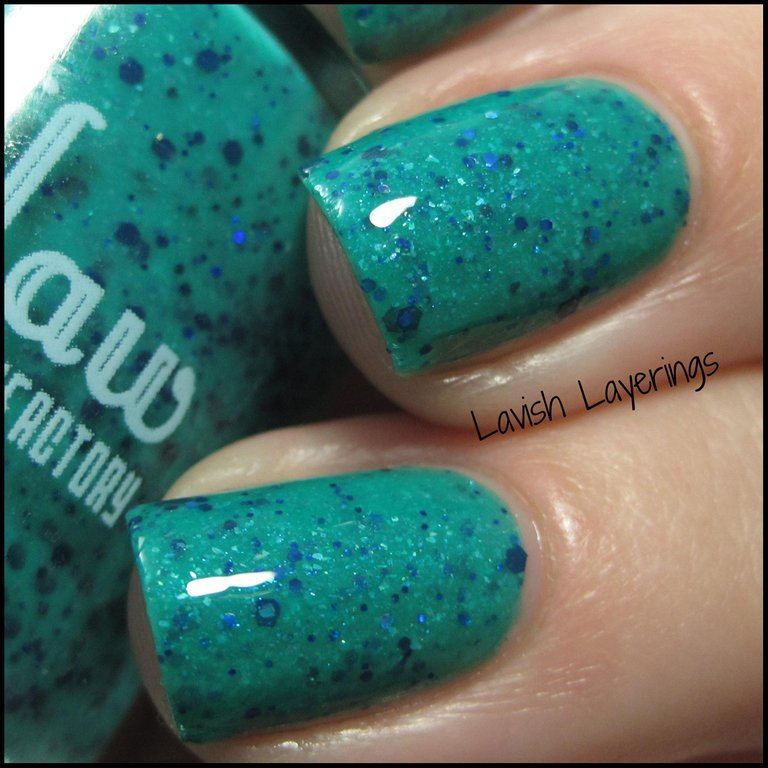 Sea Wolf - Scofflaw Nail Varnish