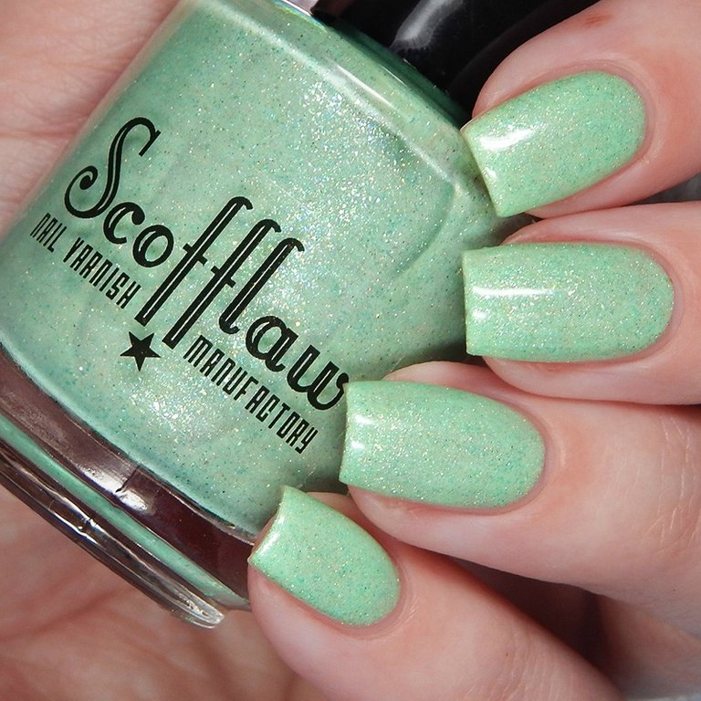 Tattooed Toad - Scofflaw Indie Nail Varnish