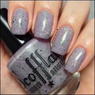 Chromosaurus Hex — Scofflaw Nail Varnish