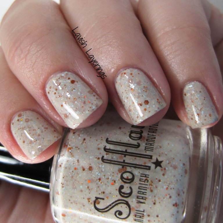 Fist Full Of Foxes - Scofflaw Nail Varnish