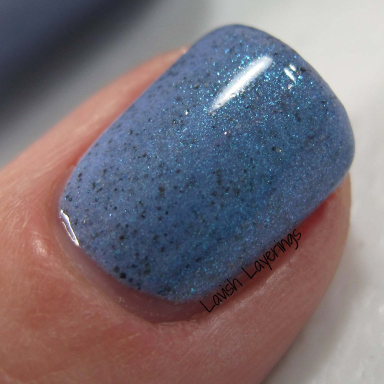 Gordon Cole's Blue Rose - Scofflaw Nail Varnish