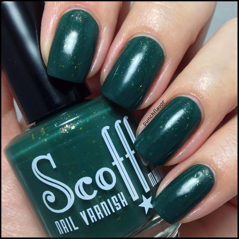 Love Letter to Mr. Rogers — Scofflaw Nail Varnish