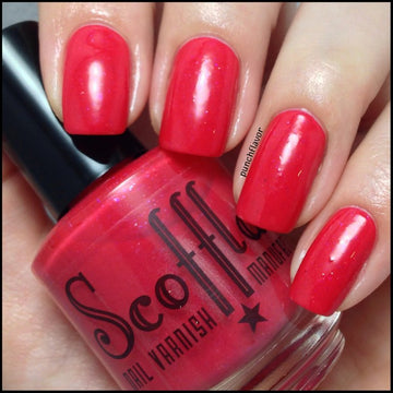 Cherry Nova — Scofflaw Nail Varnish