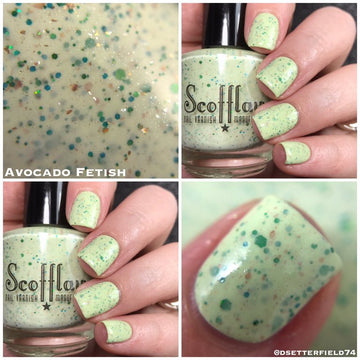 Avocado Fetish - Scofflaw Nail Varnish