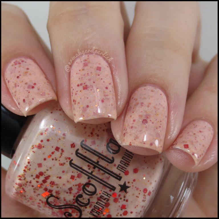 Rockford Peaches - Scofflaw Nail Varnish