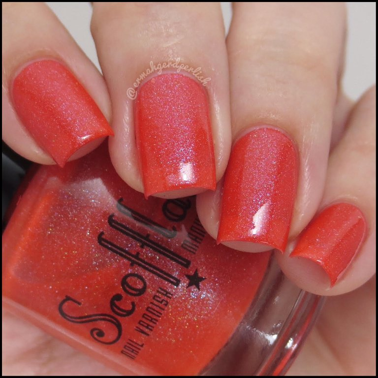 Fire Imp - Scofflaw Nail Varnish