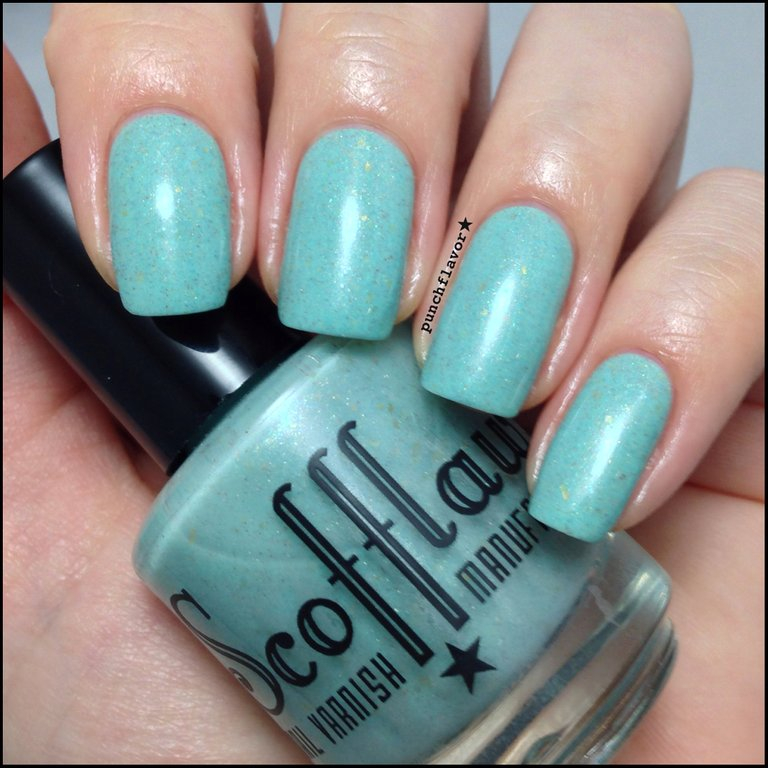 Wraith Pinned to the Mist — Scofflaw Nail Varnish