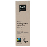 FAIR SQUARED Abricot Washing Lotion Intimate pH 4.5 100ml