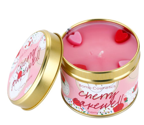 Cherry Bakewell Candle